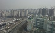 Seoul from the window
