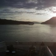 On BC Ferry