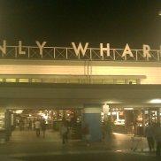 Manley Wharf, AU