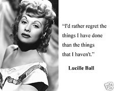 lucile ball quote